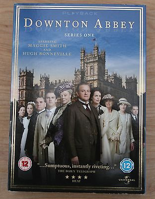 Downton Abbey - Series One - 3 DVD set - New, Sealed and in Sleeve