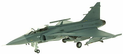Aviation72 1/72 Czech Airforce Saab Gripen Jas-39 C211 Takticka Letka 9237