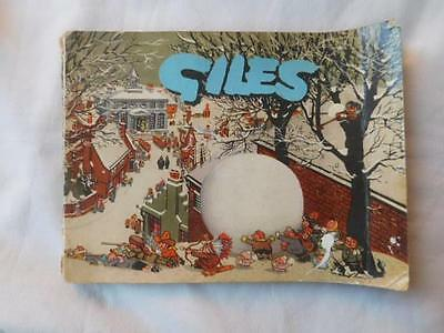 Giles Cartoon Annual 1956-57 Eleventh 11th Series Daily Express Sunday Express