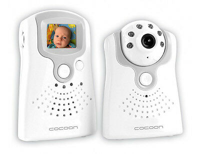 Cocoon 2.4GHz Wireless Baby Monitor