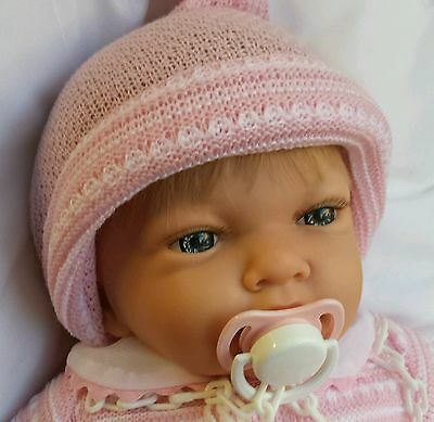 Realistic Newborn Baby Girl Doll Play Dolls 45cm Real Life Like (or to reborn)