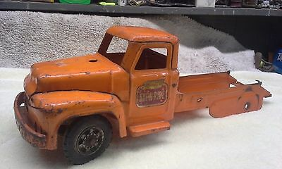Buddy L Ride On Truck For Parts Or Restoration