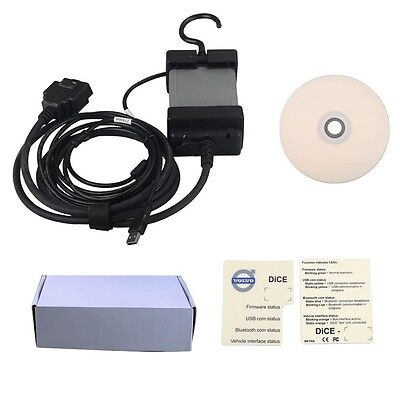 2014D Newest For VOLVO VIDA DICE OBD2 Scanner Diagnostic Tool Code Reader