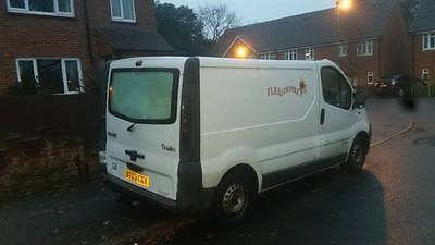 Renault trafic / vauxhall vivaro 1.9 dci 6 speed spares or repairs long mot