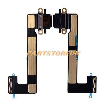 Black Charger Charging Port USB Dock Connector Flex Cable For Apple iPad Mini 2