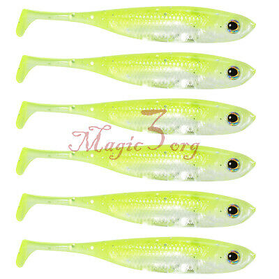 """CFP622 100 2/"""" Crappie Flappie Fishing Lures"""