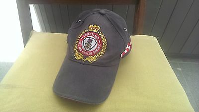 Queensland Fire And Rescue Hat QFES Obsolete