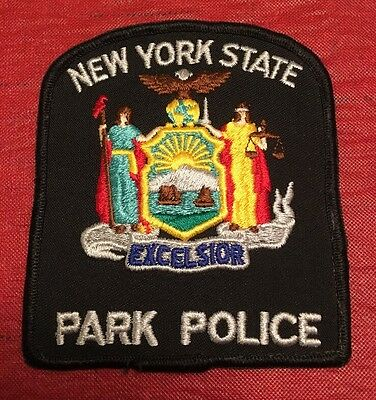 New York State DEC Environmental Conservation Park Police