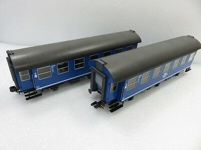 Marklin 5409 1 Gauge (1/32) Car Set Tegernsee-Buh