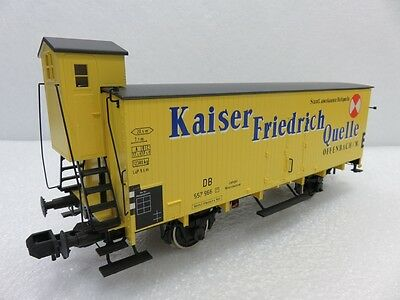 Marklin 5427 1 Gauge (1/32) Refrigerator Car With Brakeman's Cab