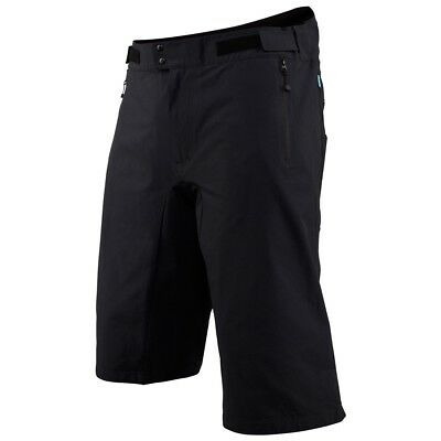 POC Resistance Mid MTB Shorts - Uranium Black Mountain Bike Shorts