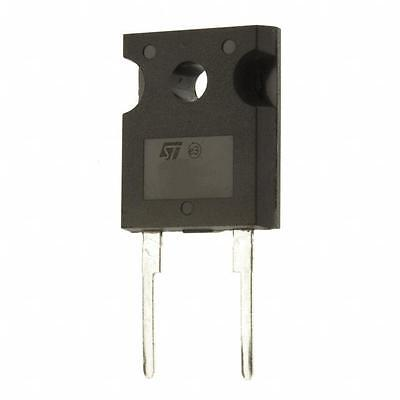 2 x STTH60L06W Fast Rectifier Diode, 60A, 600V, 105ns, 2-Pin DO-247 SMPS PFC PSU