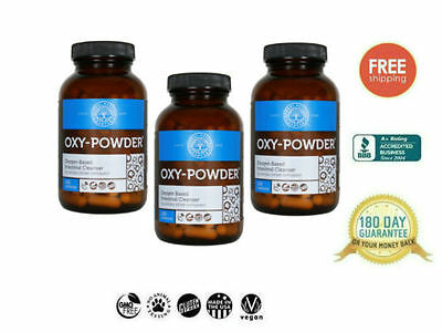 OXY-POWDER Colon Cleanser (3 PACK)
