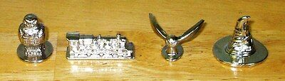 Harry Potter Tokens SCENE IT or Monopoly METAL! Collectible! $2.99 shipping!