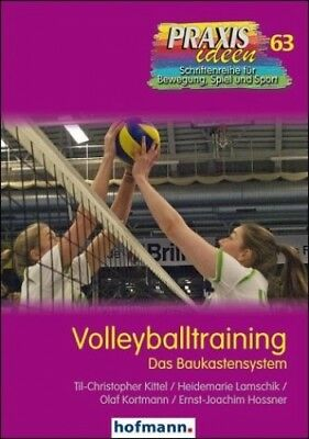 Volleyballtraining (Buch) NEU