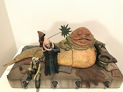 Star Wars Gentle Giant Jabbas Palace Statue