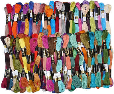 Anchor Cross Stitch/Embroidery Thread Assorted Colours PYO