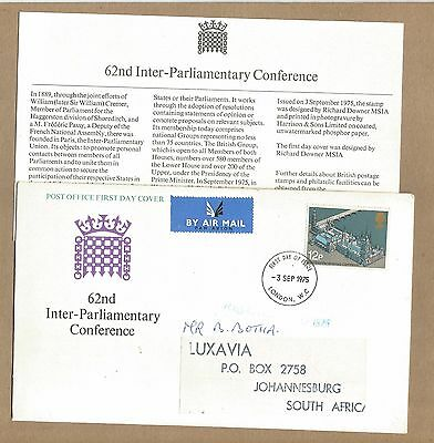 UK and Jersey: 3 FDC (see notes) + 70 diff used.(some valuable ?) (Ref 573)