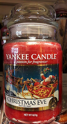 Yankee Candle CHRISTMAS EVE 623 gr.