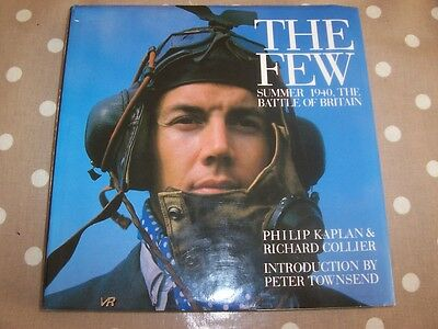 "Battle of Britain Book  ""THE FEW "" Summer of 1940"
