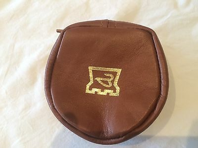 Hardy Leather Reel Case