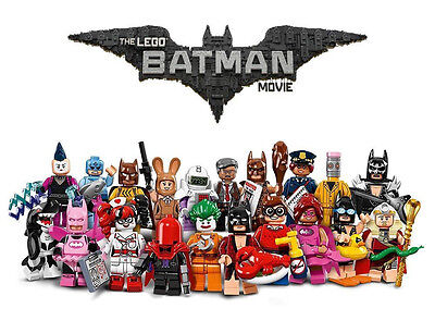 Lego Minifigures LEGO Batman le film (71017) - Choose Your Figure - Au choix