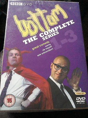 bottom the complete series dvd