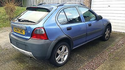 Rover Streetwise 1.4 S 5dr 2004 -Spare or Repair