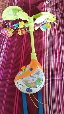 Vtech Baby Soothe & Sing Musical Cot Mobile