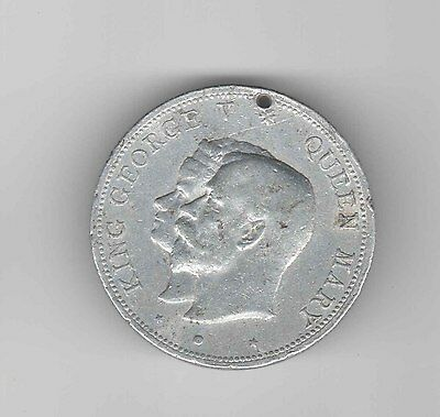 1911 King George V & Queen Mary Coronation Medal Australia - Free Post