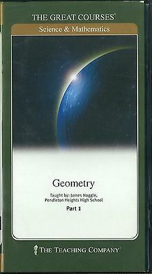 The Great Courses - Geometry / 6 DVD & Course Guidebook