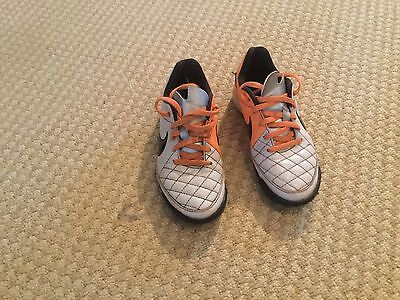Nike Football Trainers Astro Turf Size 1