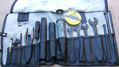Jaguar E Type series 1 complete Reproduction tool kit in a new tool roll