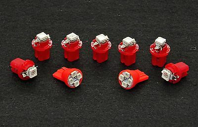 Rote high Power SMD-LED Tacho Beleuchtung Mercedes ML/ C -KLasse W163 W202