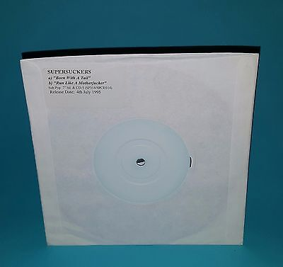 Supersuckers SP314 TEST PRESSING! Sub Pop Nirvana Mudhoney Dwarves Zeke TAD rare