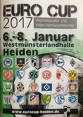 2017 Cambridge United Schalke 04 Norwich City Borussia Dortmund Mönchengladbach