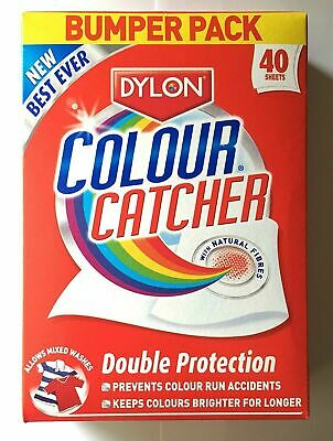 DYLON Colour Catcher Bumper Pack of 40! AS SEEN ON TV!!! - The UK's Number One