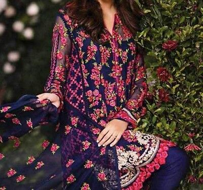 Bollywood Indian Ethnic Pakistani Anarkali Designer New Party Wear Salwar Kameez