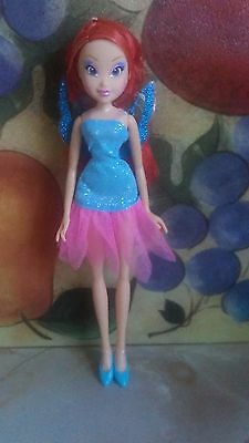 Winx Club Witty Toys Basic Everyday Bloom doll