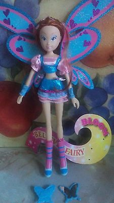 Winx Club Witty Toys Believix Bloom Doll