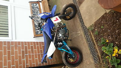 road legal 110cc pitbike brand new engine