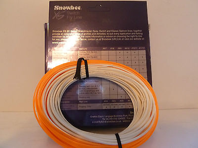 Snowbee Fly Fishing Line - Switch Floating 450 #8/9