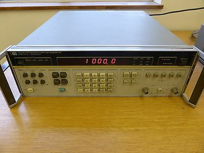 HP3325A Synthesized Function Generator