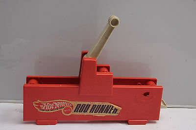 Hot Wheels Rod Runner with Control Key - Single Lane - VINTAGE USED C24C