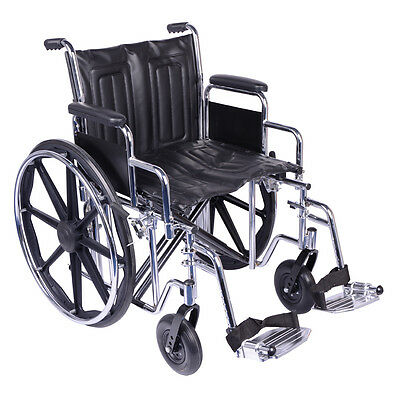 Bariatric 20 Self Propelled Wheelchair by Viva Medi