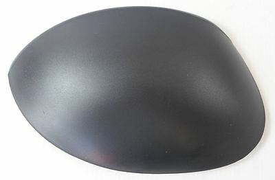 Citroen C3 Mk1 Hatchback 2002-5/2010 Mirror Cover Cap Black Drivers Side O/S