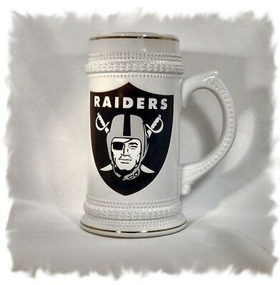 Oakland Raiders German Stein