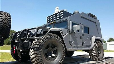 2014 Hummer H1 Search and Rescue Hummer H1 Search and Rescue by ORH4x4