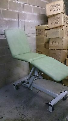 Plinth, hydraulic physiotherapy, Massage table, massage bed, couch