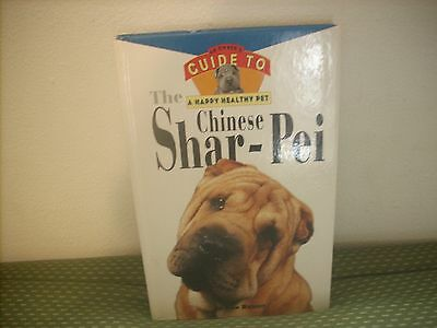 An Owners Guide To A Happy Healthy Shar-Pei